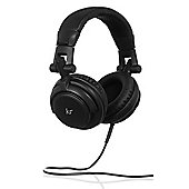 Kitsound DJ Headphones, Black