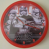 Star Wars Wall Clock - Captain Phasma