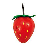 Bigjigs Toys BJF104 Wooden Play Food Strawberry (Pack of 2)