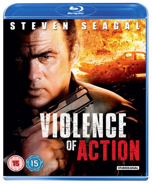 Violence Of Action - Bluray