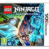 LEGO Ninjago Nindroids 3DS