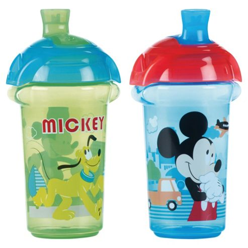 Mickey Click Lock Spill Proof Cup