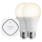 Belkin Starter Kit, Wemo LED Lighting Screw Fit