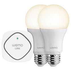 Belkin Starter Kit, Wemo LED Lighting Screw Fit
