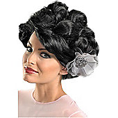 Dark Bloom Deluxe Wig