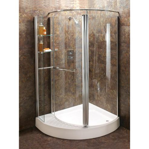 Buy Balterley Offset Quadrant Shower Enclosure With