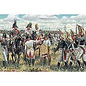 Napoleonic Wars - Austrian & Russian General Staff - 1:72 Scale - 6037 - Italeri