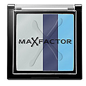 Max Factor Max Effect Trio Eyeshadow - 07 Over The Ocean
