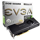 Evga 02G-P4-2771-KR Nvidia Gtx 770 Sc 2048 Mb Graphics Card