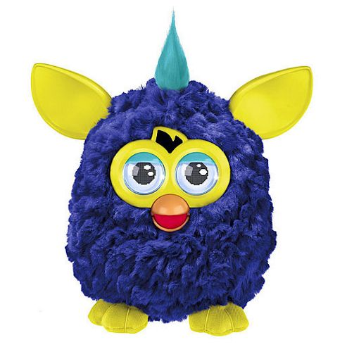 Furby Cool - Blue/Yellow
