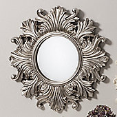Gallery Regis Mirror - Silver