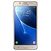 Tesco Mobile Samsung J5 Gold (2016)