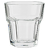 Tesco Soda Mixer Glass, Clear