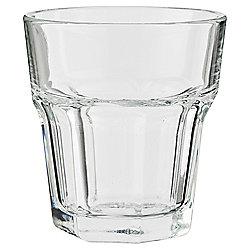 Soda Glass, Clear