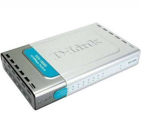 D-Link Systems DES 1008D Switch 8 ports