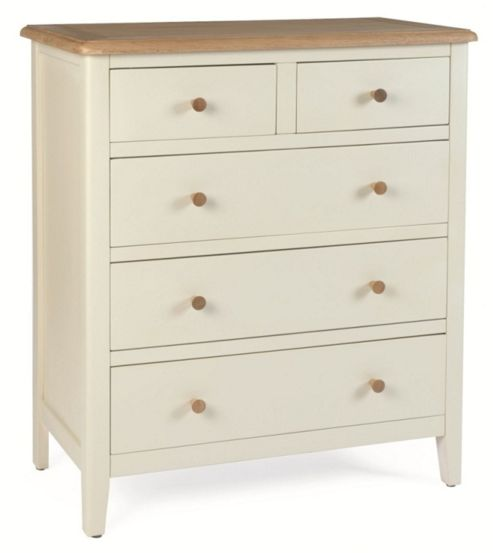 Kelburn Furniture Cottage 5 Drawer Chest