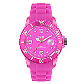 Ice-Watch Ice-Flashy Unisex Date Display Watch - SS.NPE.BB.S.12