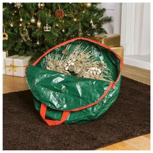 Tesco Wreath Storage Bag