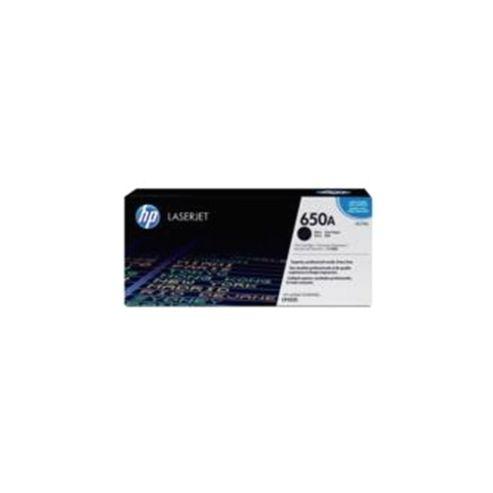 HP 650A Black Smart Print Cartridge (Yield 13,500 Pages) for HP Colour LaserJet Enterprise CP5525