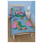 Peppa Pig George Duvet Set Single
