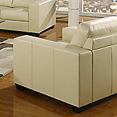 Furniture Link Benito Gemona Armchair - Ivory