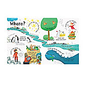 ELC Usborne Lift The Flap Questions And Answers