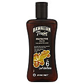 Hawiian Tropic Protective Oil Spf6 200Ml
