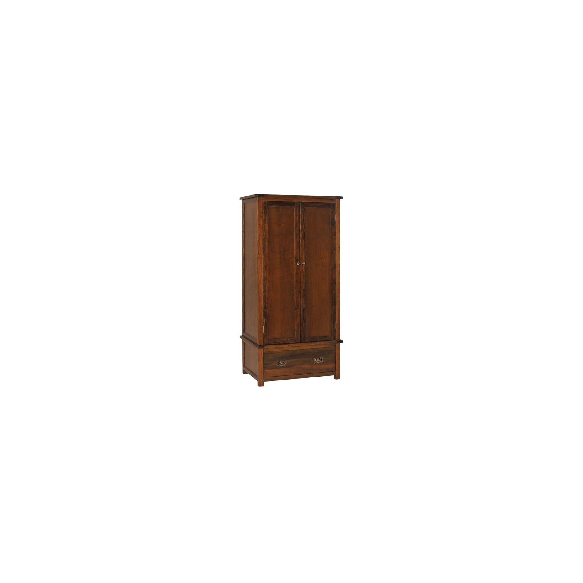 Home Essence Broadwick 2 Door and 1 Drawer Wardrobe at Tesco Direct