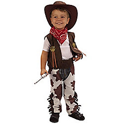 Cowboy - Toddler Costume 2-3 years