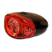 Black Widow Defender 3 LED 0.5 Watt Rear Bike Light