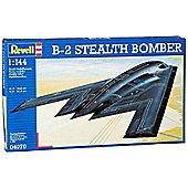 B-2 Stealth Bomber 1:144 Scale Model Kit - Hobbies