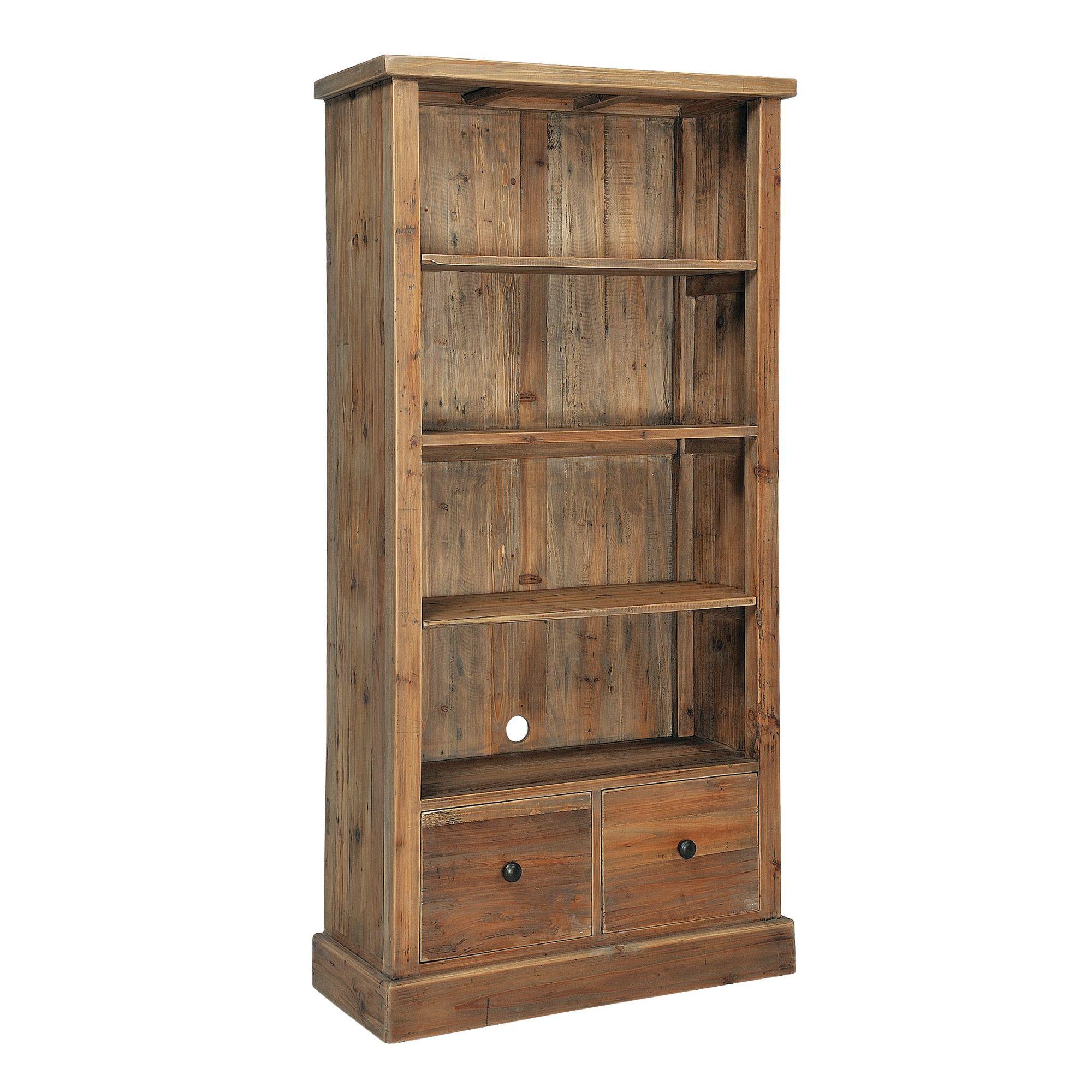 Rowico Aspen Bookcase - Natural at Tesco Direct