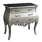 Alterton Furniture Tiffany 3 Drawer Wide Chest