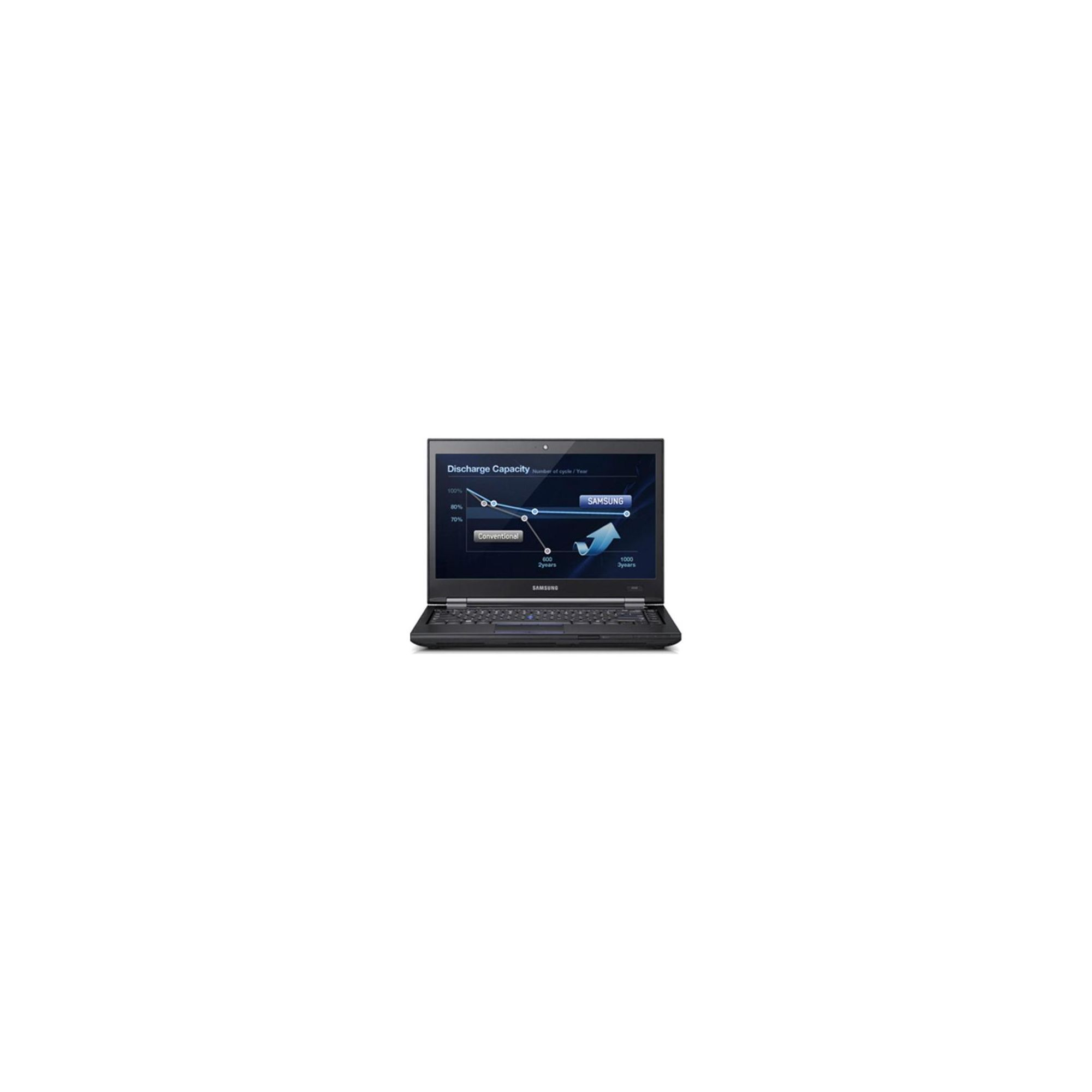 Samsung 400B4B (14 inch) Notebook Core i5 (2550M) 2.5GHz 4GB 500GB DVD-SM DL WLAN BT Webcam Windows 7 Pro 64-bit (HD Graphics) at Tesco Direct