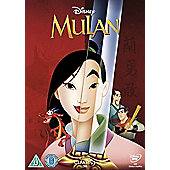 Disney: Mulan Musical Masterpiece (DVD)