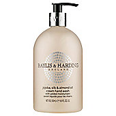 B/H Jojoba, Silk & Almd Oil Hand Wash 500Ml