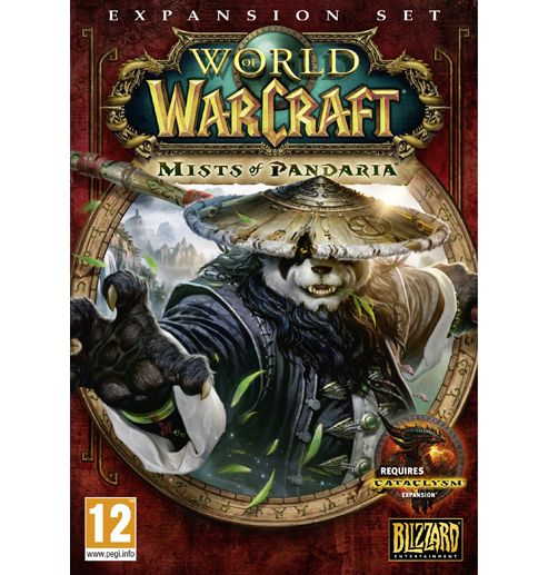 World Of Warcraft - Mists Of Pandaria