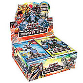YuGiOh Battle Pack 3 Monster League Boosters (Pack of 36) - Games/Puzzles