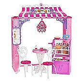 Barbie Malibu Avenue Cafe