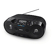 Sony ZSRS70BTB DABDAB+ Radio with Bluetooth, NFC and USB Record