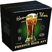 Bulldog Home brew beer kit - Hammer of Thor Lager - 40 pints