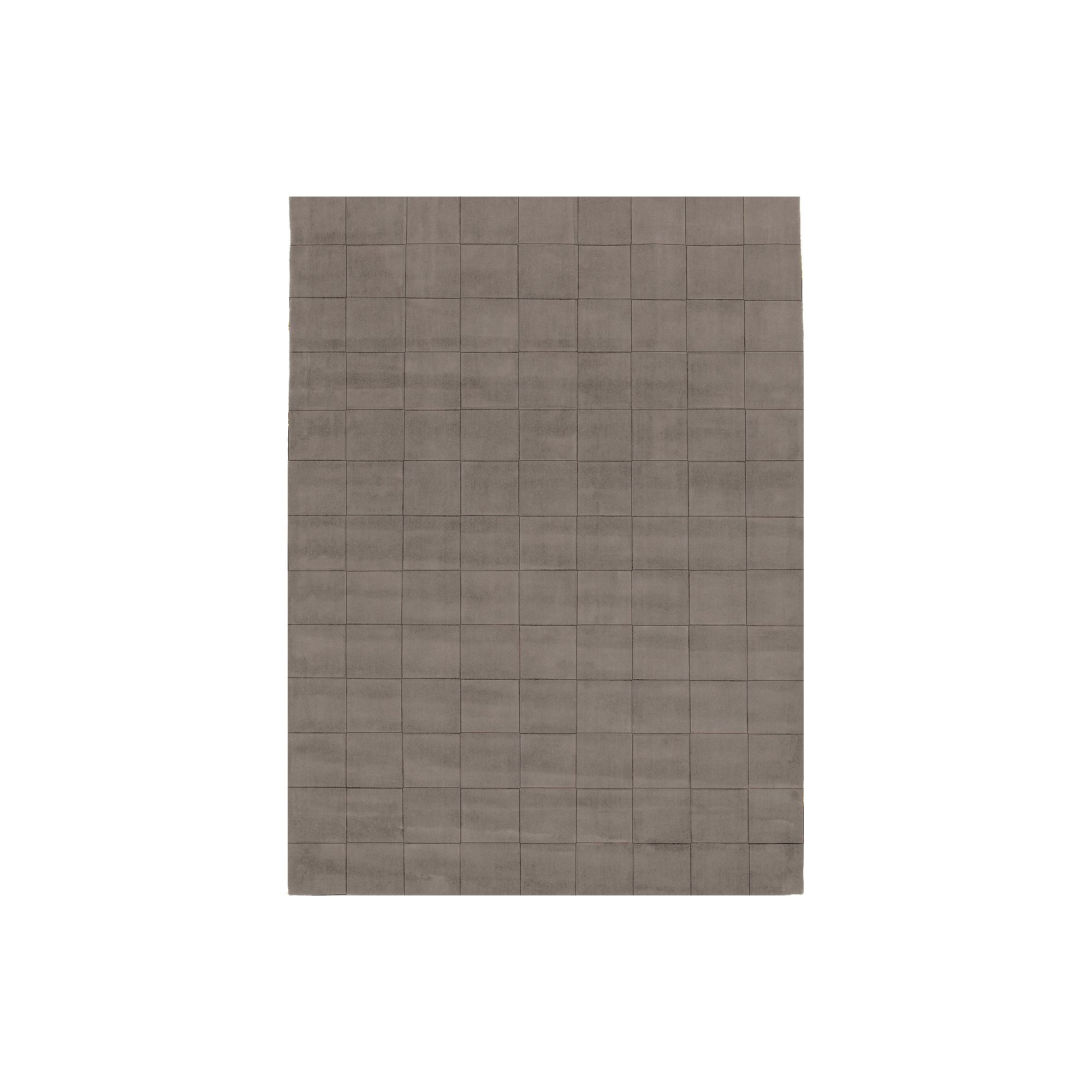 Linie Design Luzern Grey Rug - 240cm x 170cm at Tesco Direct