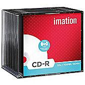 Imation 52x Printable CD-R 10 Pack