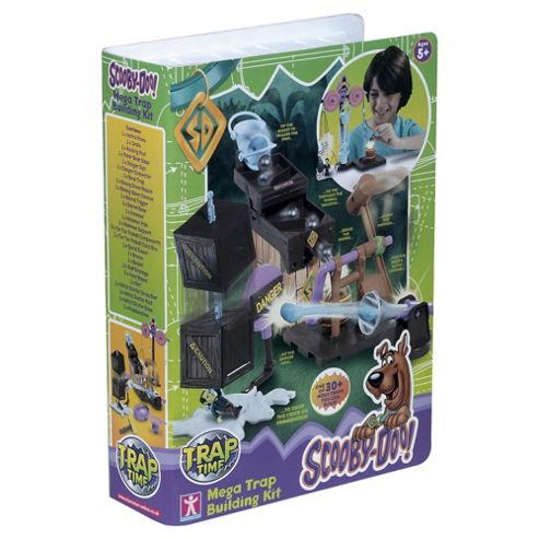 Scooby Doo Mega Trap Builder Kit