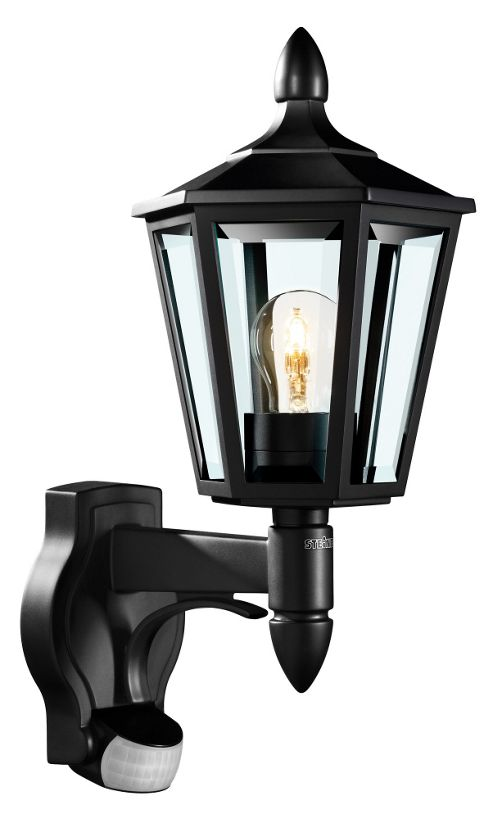 Steinel L15 Black Wall mounted sensor light