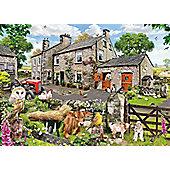 Farmyard Friends Puzzle