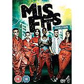 Misfits 4 (DVD Boxset)