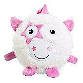 Oodlebrites Light Up Soft Toy - Unicorn