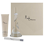 Nude By Rihanna 100ml Eau de Parfume Gift Set