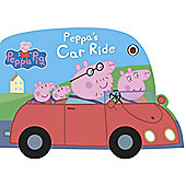 Peppa Pig Peppa's Car Ride Board Book